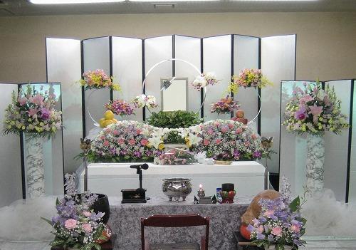 家族葬 50万円+税プラン