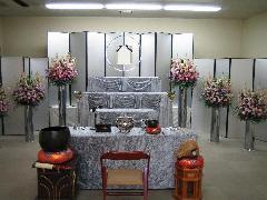 家族葬一式 25万円+税